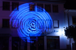 """""""Blaue Nacht"""" in Schönau"""