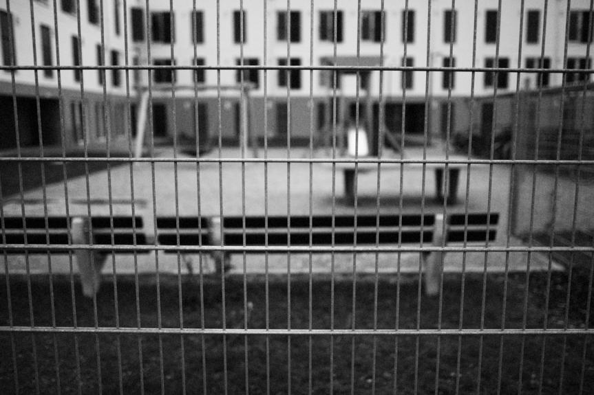 Spielplatz in München